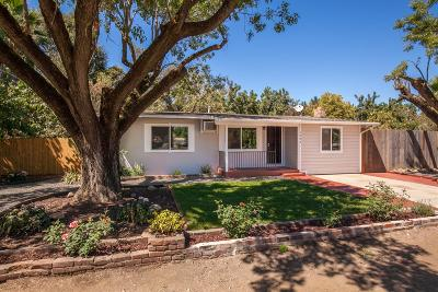 Gridley Single Family Home For Sale: 1585 Johnson Lane
