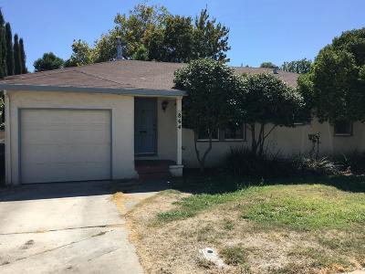 Yuba City Single Family Home Pending Bring Backup: 864 Jones Street