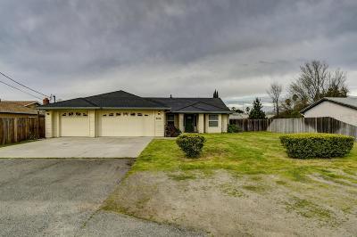 Sutter Single Family Home Pending Bring Backup: 2616 Mulberry Street