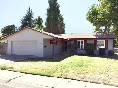 Yuba City Single Family Home Pending Bring Backup: 778 Richland Road
