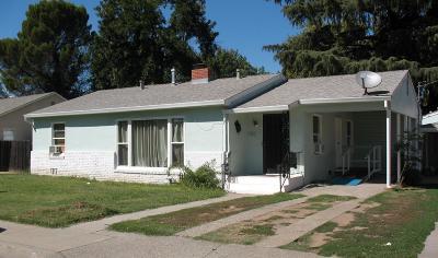 Yuba City Single Family Home For Sale: 75 Morton Street #& 71