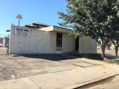 Yuba City Commercial For Sale: 520 Boyd Street