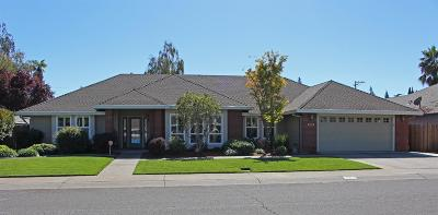Yuba City Single Family Home For Sale: 986 Mariposa Drive