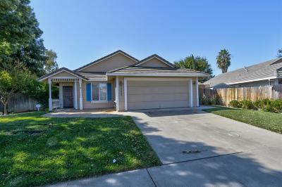 Yuba City Single Family Home For Sale: 1223 Sessler Drive