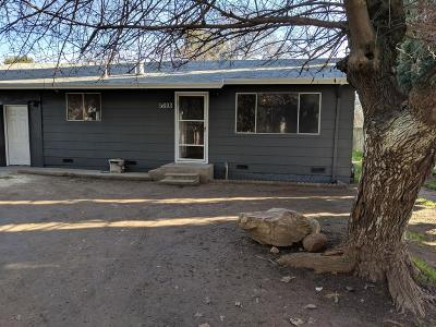 Olivehurst Single Family Home For Sale: 5603 Alicia Avenue #C