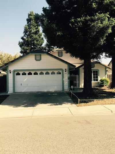Yuba City Single Family Home For Sale: 525 Tharp Road