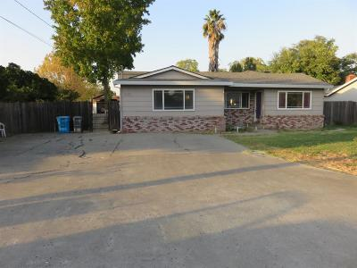 Yuba City Single Family Home For Sale: 2821 McKinley Road