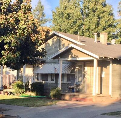 Yuba City Multi Family Home For Sale: 853 Cooper Avenue
