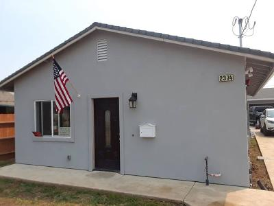 Live Oak Single Family Home For Sale: 2374 Birch Street