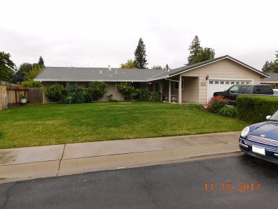 Yuba City CA Single Family Home For Sale: $269,500