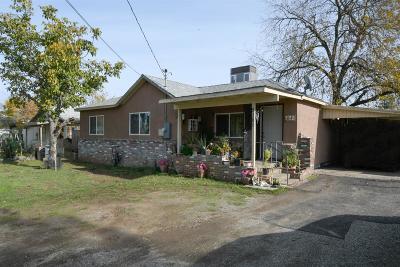 Olivehurst Single Family Home Pending Bring Backup: 5161 Western Avenue