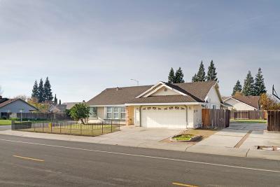 Yuba City CA Single Family Home For Sale: $265,000