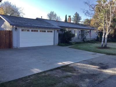 Yuba City Single Family Home Pending Bring Backup: 1072 Briar Lane