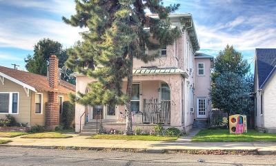 Marysville Multi Family Home For Sale: 822 H Street