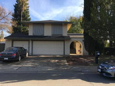 Yuba City Single Family Home For Sale: 1801 Gray Avenue