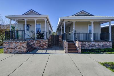 Marysville Single Family Home For Sale: 622 B Street #624