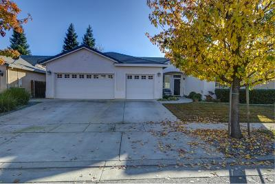 Yuba City Single Family Home For Sale: 1424 Valley Court