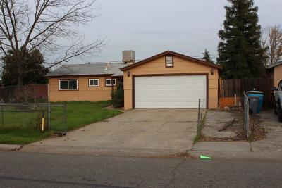 Marysville Single Family Home For Sale: 1855 Park Circle