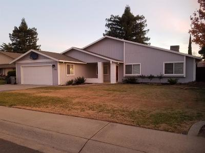 Yuba City Single Family Home For Sale: 1762 Cherry Street
