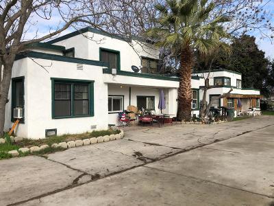 Marysville Multi Family Home For Sale: 1115 D Street