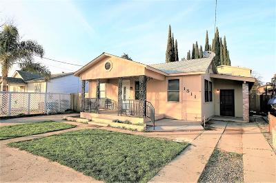 Yuba City CA Single Family Home For Sale: $237,000