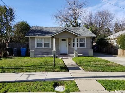 Yuba City Single Family Home Pending Bring Backup: 540 Park Avenue