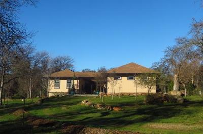 Browns Valley Single Family Home For Sale: 9748 Quail Run Avenue