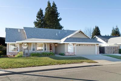 Yuba City Single Family Home For Sale: 1790 Messina Drive