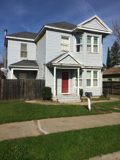 Wheatland Single Family Home For Sale: 307 4th Street