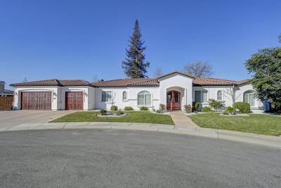 Yuba City Single Family Home Pending Bring Backup: 905 Woodridge Court