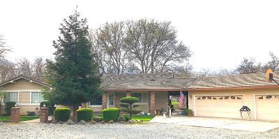 Yuba City Single Family Home Pending Bring Backup: 2716 Tierra Buena Road