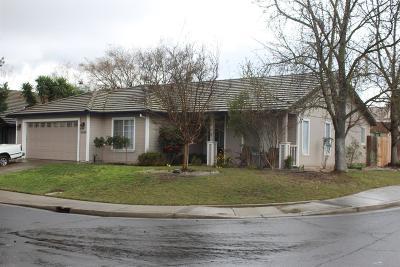 Yuba City Single Family Home For Sale: 1800 Big Oaks Drive