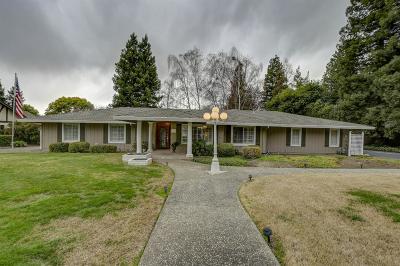 Yuba City Single Family Home Contingent: 550 Dale Avenue