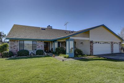 Yuba City Single Family Home For Sale: 1000 Oswald Road #L