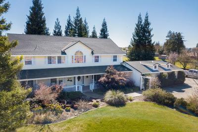 Yuba City Single Family Home For Sale: 2424 Jefferson Avenue