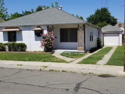 Yuba City Single Family Home For Sale: 639 Brooks Avenue