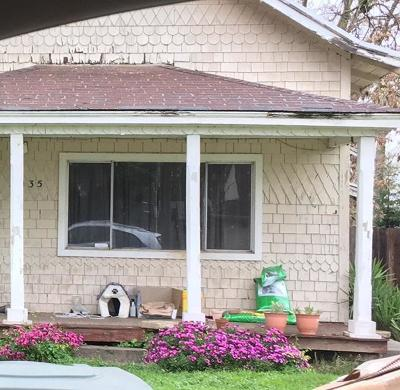 Sutter Single Family Home For Sale: 2035 California Street