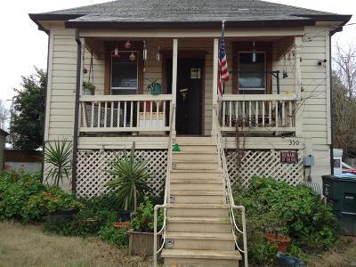 Yuba City Single Family Home For Sale: 350 B Street #348