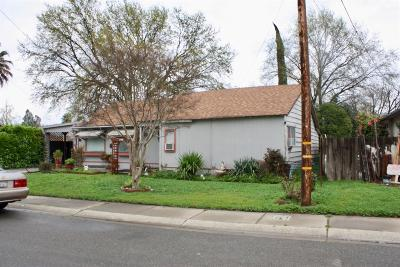 Live Oak Single Family Home Contingent: 9749 P Street
