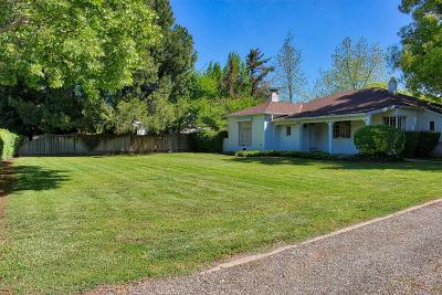 Yuba City CA Single Family Home For Sale: $255,000