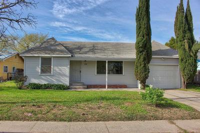 Olivehurst Single Family Home Pending Bring Backup: 5544 Arboga Road