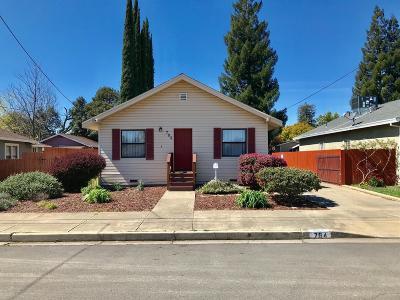 Yuba City CA Single Family Home Pending Bring Backup: $189,900