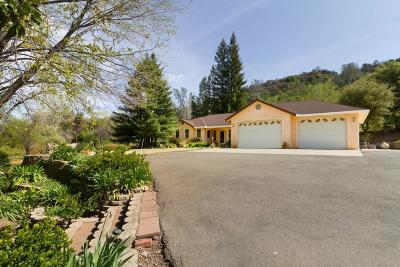 Marysville Single Family Home For Sale: 13531 Los Verjeles Road