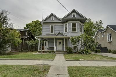 Yuba City CA Single Family Home For Sale: $275,000