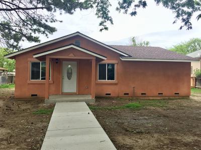 Colusa Single Family Home For Sale: 128 Webster Street #130