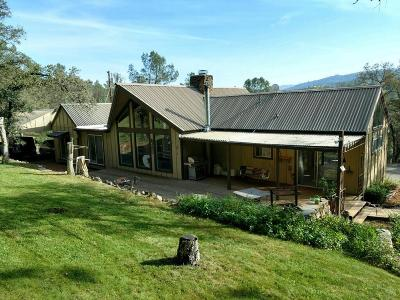 Browns Valley Single Family Home For Sale: 10158 Peoria Road