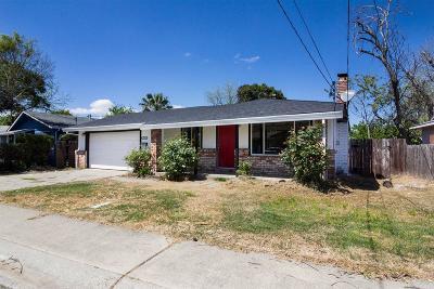 Yuba City CA Single Family Home For Sale: $224,900