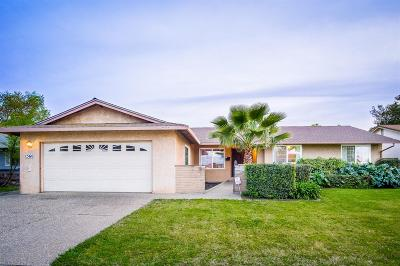 Yuba City CA Single Family Home For Sale: $250,000