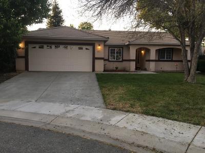 Yuba City CA Single Family Home For Sale: $284,900