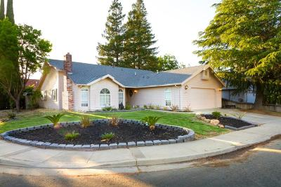 Yuba City Single Family Home For Sale: 1215 Portola Valley Road